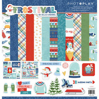 Photo Play Paper - Frostival Collection - 12 x 12 Collection Pack