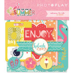 Photo Play Paper - For the Love of Summer Collection - Ephemera
