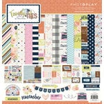 PhotoPlay Paper - Family Ties Collection - 12 x 12 Collection Pack