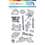 Photo Play Paper - Fish Tales Collection - Clear Photopolymer Stamps - Element