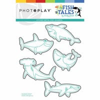 Photo Play Paper - Fish Tales Collection - Die Set - Shark