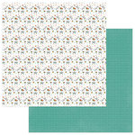 Photo Play Paper - Whiskers Collection - 12 x 12 Double Sided Paper - Whiskers
