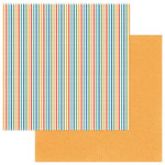 Photo Play Paper - Whiskers Collection - 12 x 12 Double Sided Paper - Ball Of Yarn