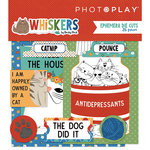 Photo Play Paper - Whiskers Collection - Ephemera