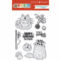 Photo Play Paper - Whiskers Collection - Clear Acrylic Stamps