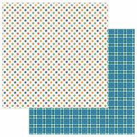 Photo Play Paper - Fetch Collection - 12 x 12 Double Sided Paper - Fetch