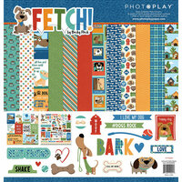 Photo Play Paper - Fetch Collection - 12 x 12 Collection Pack
