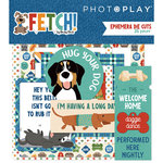 Photo Play Paper - Fetch Collection - Ephemera