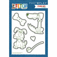 Photo Play Paper - Fetch Collection - Die Set