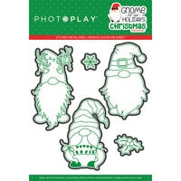 Photo Play Paper - Gnome for Christmas Collection - Etched Die Set
