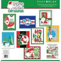 Photo Play Paper - Gnome For Christmas Collection - Card Kit