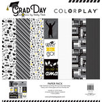 Photo Play Paper - Grad Day Collection - 12 x 12 Paper Pack