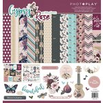 Photo Play Paper - Gypsy Rose Collection - 12 x 12 Collection Pack