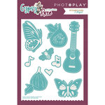 Photo Play Paper - Gypsy Rose Collection - Die Set