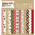 Photo Play Paper - Holiday Cheer Collection - Christmas - 6 x 6 Paper Pad