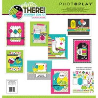 Photo Play Paper - Hello There Collection - Card Kit