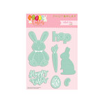 Photo Play Paper - Hoppy Easter Collection - Die Set