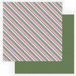 Photo Play Paper - Heart and Home Collection - 12 x 12 Double Sided Paper - Linens