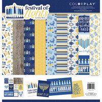 Photo Play Paper - Festival of Lights Collection - 12 x 12 Collection Pack