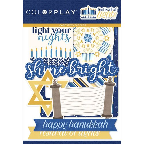 Photo Play Paper - Festival of Lights Collection - Ephemera