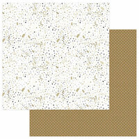Photo Play Paper - Hello New Year II Collection - 12 x 12 Double Sided Paper - Confetti