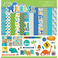 Photo Play Paper - Jurassic Collection - 12 x 12 Collection Pack