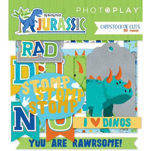 Photo Play Paper - Jurassic Collection - Ephemera