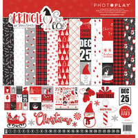 Photo Play Paper - Kringle and Co. Collection - Christmas - 12 x 12 Collection - Christmas Pack