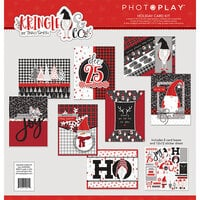 Photo Play Paper - Christmas - Kringle and Co. Collection - Card Kit