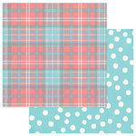 PhotoPlay Paper - Like a Girl Collection - 12 x 12 Double Sided Paper - Be Free