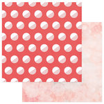 PhotoPlay Paper - Like a Girl Collection - 12 x 12 Double Sided Paper - Shine Bright