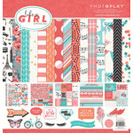 Photo Play Paper - Like a Girl Collection - 12 x 12 Collection Pack
