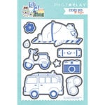 Photo Play Paper - Let's Go Collection - Die Set