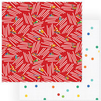 Photo Play Paper - Little Builder Collection - 12 x 12 Double Sided Paper - Little Builder