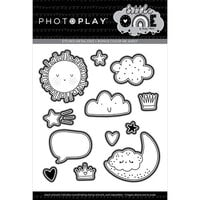 Photo Play Paper - Little One Collection - Etched Die Set - Icons