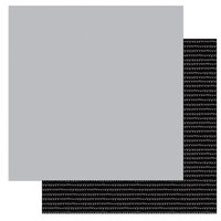 Photo Play Paper - Little One Collection - 12 x 12 Double Sided Paper - Solids Plus - Light Grey