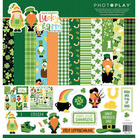 Photo Play Paper - Tulla and Norbert's Lucky Charm Collection - 12 x 12 Collection Pack
