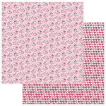 Photo Play Paper - Love Notes Collection - 12 x 12 Double Sided Paper - When Pigs Fly