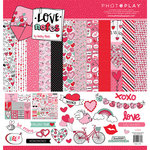 Photo Play Paper - Love Notes Collection - 12 x 12 Collection Pack