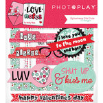 Photo Play Paper - Love Notes Collection - Ephemera