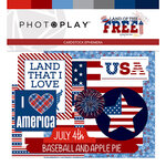 Photo Play Paper - Land of the Free Collection - Ephemera