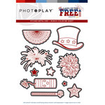 Photo Play Paper - Land of the Free Collection - Die Set