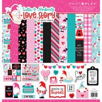 Photo Play Paper - Tulla and Norbert's Love Story Collection - 12 x 12 Collection Pack