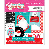 Photo Play Paper - Tulla and Norbert's Love Story Collection - Ephemera
