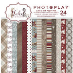 Photo Play Paper - Luke 2 Collection - Christmas - 6 x 6 Paper Pad