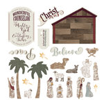 Photo Play Paper - Luke 2 Collection - Christmas - Ephemera
