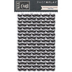 Photo Play Paper - Man Card Collection - Clear Acrylic Stamps - Background