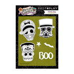 Photo Play Paper - Matilda and Godfrey Collection - Halloween - Die Set