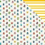 Photo Play Paper - My Imagination Collection - 12 x 12 Double Sided Paper - Playful