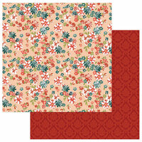 Photo Play Paper - Memory Lane Collection - 12 x 12 Double Sided Paper - Legacy